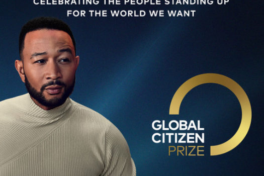 GLOBAL CITIZEN PRIZE AWARDS TO SCREEN ON SABC3