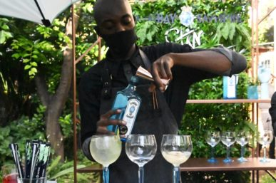 BOMBAY SAPPHIRE® REVEALS THIS SEASON'S ULTIMATE COCKTAIL