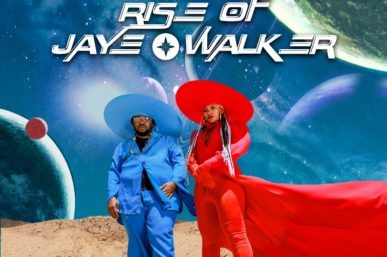 """TAYLOR JAYE LAUNCHES HER LATEST COLLAB EP """"RISE OF JAYE WALKER"""""""