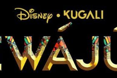 "DISNEY TEAM UP WITH KUGALI TO CREATE NEW SERIES""IWÁJÚ"""