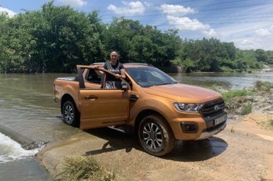 GETTING TO KNOW ALL ABOUT FORD'S RANGE