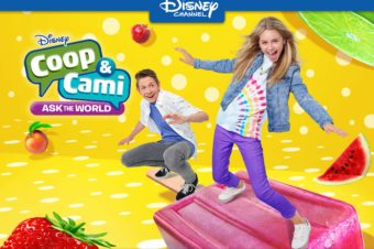 DISNEY'S COOP & CAMI IS BACK NEXT MONTH