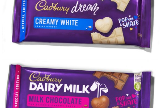 SHARE THE LOVE WITH CADBURY THIS VALENTINE'S DAY
