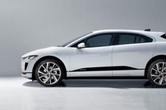 SLICK & SEXY UPDATED JAG I-PACE NOW AVAILABLE TO SA
