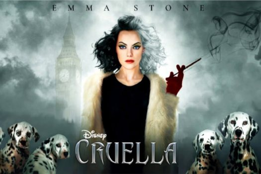 DISNEY'S NEW CRUELLA WITH EMMA STONE SET FOR MAY 2021