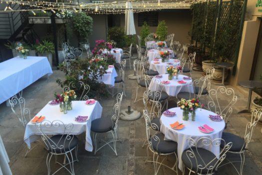 CELEBRATE LOVE AT JOBURG'S HIDDEN GEM ARBOUR CAFE