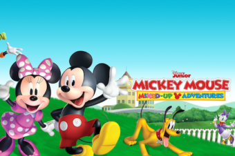 MICKEY MOUSE MIXED UP ADVENTURES THIS MARCH