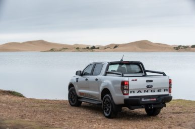 SETTING THE TREND WITH FORD'S NEWEST RANGER FX4 FEATURES