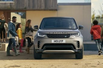 LAND ROVER REVEALS RESEARCH FOR 'NEW FORMULA' TO RESILIENCE