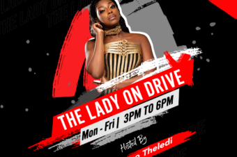 YFM PAVES THE WAY FOR THE LADY ON DRIVE