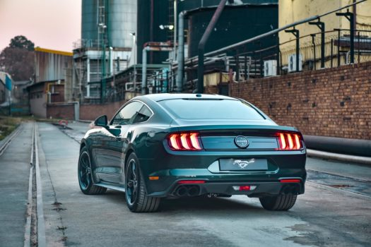 CELEBRATES GLOBAL MUSTANG DAY WITH FORD SOUTH AFRICA