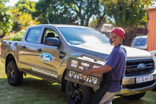 FORD EMPOWERS UNJANI CLINICS & MEALS ON WHEELS WITH VEHICLE DONATIONS