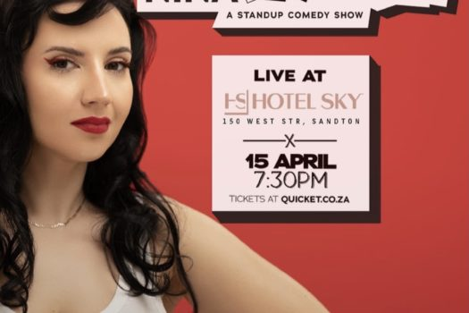 CATCH 'NINA LOVES YOU' LIVE AT THE HOTEL SKY NEXT WEEK