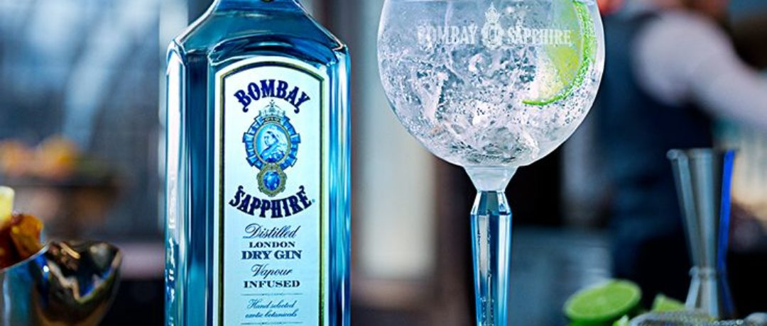 BOMBAY SAPPHIRE®ON A MISSION TO BE WORLD'S MOST SUSTAINABLE GIN