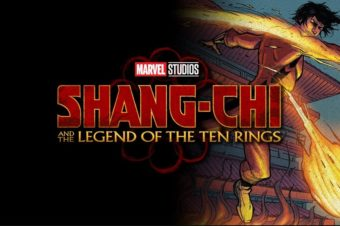 MARVEL'S FIRST INTRO OF 'SHANG-SHI & THE LEGEND OF TEN RINGS