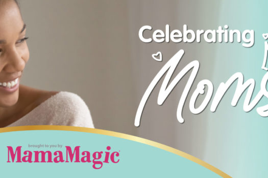 CELEBRATING MOTHERHOOD WITH PAMPERS AND MAMA MAGIC