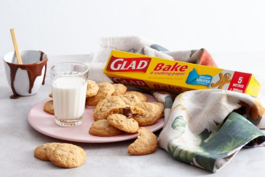 SO 'GLAD' ABOUT WORLD BAKING DAY