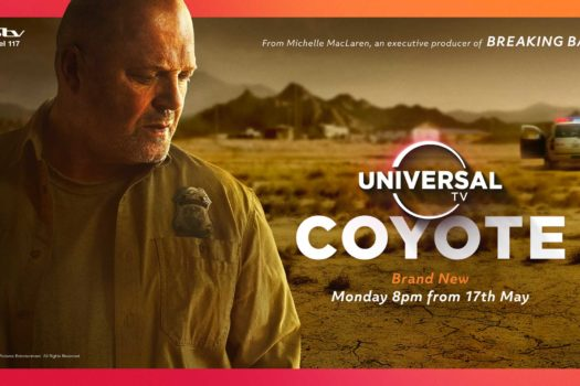 SA CELEB ROYALTY ATTEND VIRTUAL PREMIERE OF COYOTE