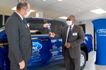 FORD CONTRIBUTION TO ACCELERATE ECONOMIC UPLIFTMENT OF TOWN