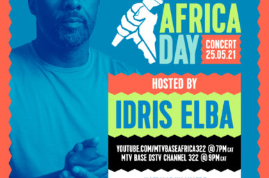 IDRIS ELBA TO HOST AFRICA DAY CONCERT THIS MONTH