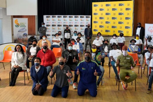 BRAND SA, SPORT FOR SOCIAL CHANGE  & SOSA PARTNER TO COMMEMORATE YOUTH DAY