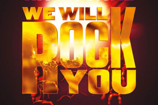 WE WILL ROCK YOU CONFIRMS 2022 SA TOUR DATES