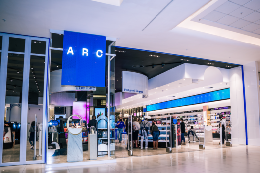 ARC LAUNCHES FIRST FLAGSHIP STORE IN SANDTON CITY