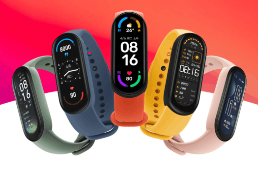 STAYING ONE STEP AHEAD WITH XIAOMI'S NEW MI SMART BAND 6