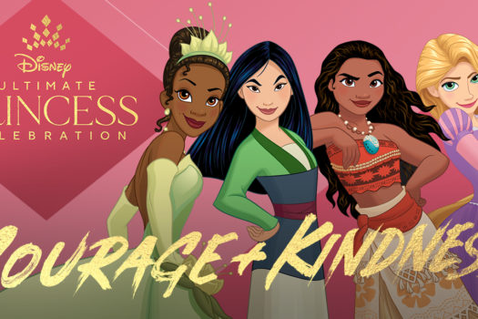 DISNEY LAUNCHES THE FIRST EVER WORLD PRINCESS WEEK