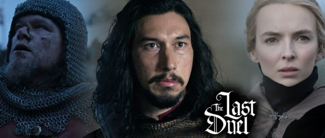 COUNTING DOWN TO THE HISTORICAL EPIC  TALE ' THE LAST DUEL'