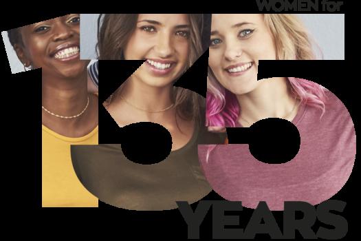 AVON CELEBRATES 135 YEARS OF CHAMPIONING WOMEN