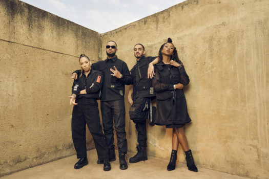 G-STAR RAW CELEBRATE LOCAL ARTISTS DURING HERITAGE MONTH