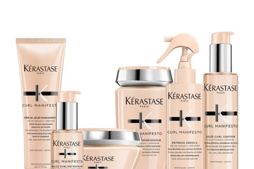 KERASTASE CALLS FOR THE LIBERATION OF CURLY HAIR