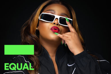 DBN GOGO JOINS SPOTIFY'S GLOBAL EQUAL MUSIC PROGRAM