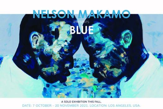 SA ARTIST NELSON MAKAMO DEBUTS  HIS FIRST US SOLO EXHIBITION